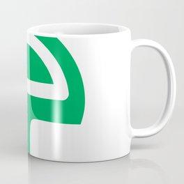 e logo Coffee Mug