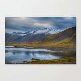 Snaefellnes Peninsula Canvas Print