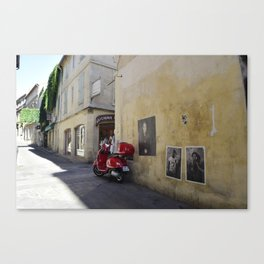 Arles Canvas Print