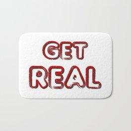 Get Real Bath Mat