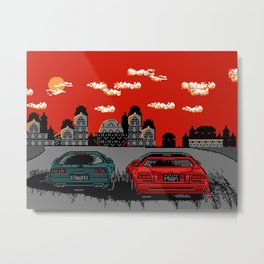 The  Sweet  Escape Metal Print