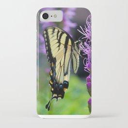 Swallowtail Summer iPhone Case