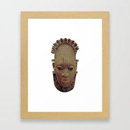 Benin Ancestor Framed Art Print