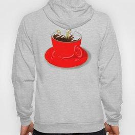 Paint My Coffee Hoody