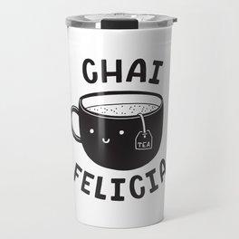 Chai Felicia Travel Mug