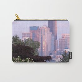 Seattle Glowing • Seattle, Washington Carry-All Pouch
