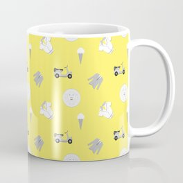 Greg Pattern Coffee Mug