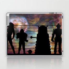 Doctor Who: The Whovian Suspects Laptop & iPad Skin