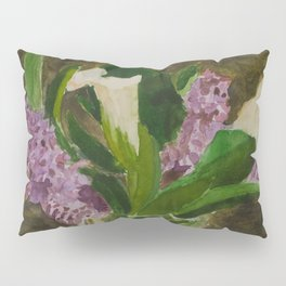 Mother's Day Lilies Pillow Sham