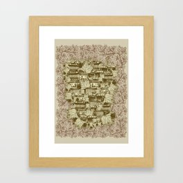 The Statistical Predictions Framed Art Print