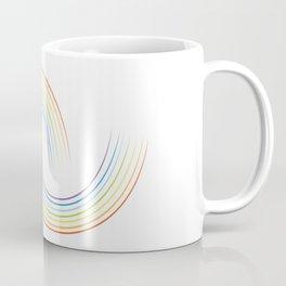 Rainbow Pattern 2  - Decorative - Ornamental  Coffee Mug