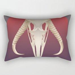 Mandalori Calvaria Rectangular Pillow