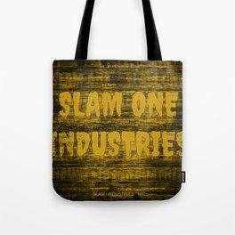Slam 1 Industries Dirty Gold Tote Bag