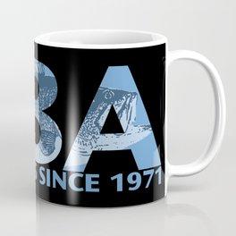 Tight Lines Dark Coffee Mug