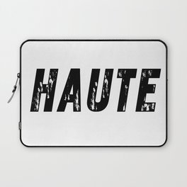 Haute (High) Laptop Sleeve