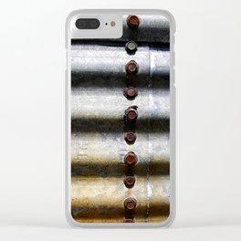 Silo Clear iPhone Case