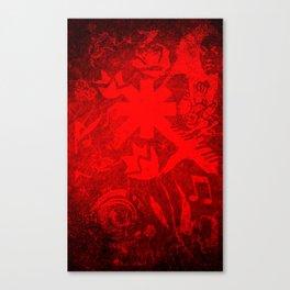Chili Covers Canvas Print