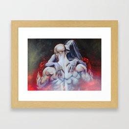 Valhalla Calls Framed Art Print