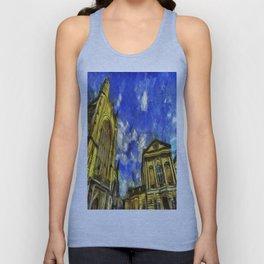 City Of Bath Vincent Van Gogh Unisex Tank Top