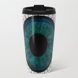 Eye of Cecile  Travel Mug