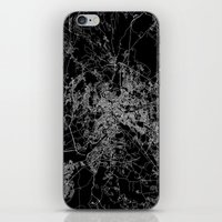 rome iPhone & iPod Skins featuring Rome by Line Line Lines
