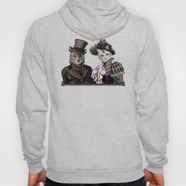 The Owl and the Pussycat Hoody