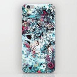 Skull Queen II iPhone Skin