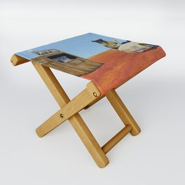 The Outback ATM Folding Stool