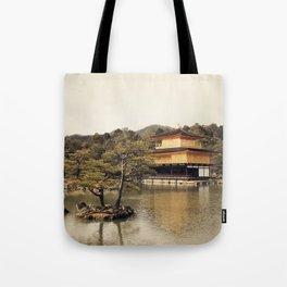 Kinkakuji Tote Bag