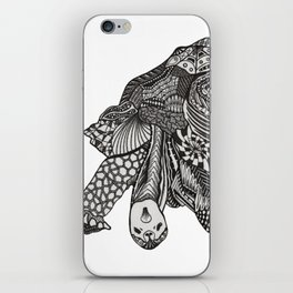 Galapagos Turtle iPhone Skin