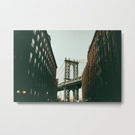 NYC IV Metal Print