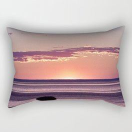 Dusk in the East Rectangular Pillow
