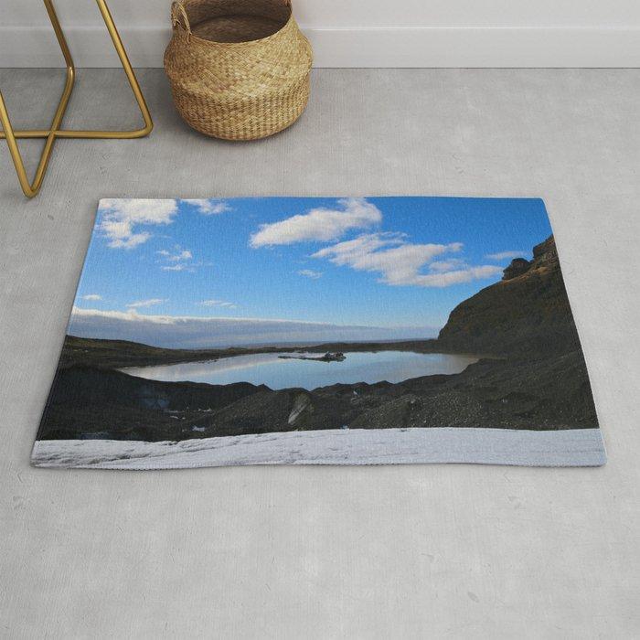 Icelandic Reflection Rug