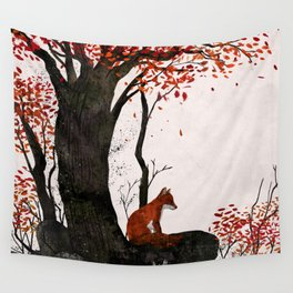 Fantastic Mr. Fox Doesn't Feel So Fantastic Anymore Wall Tapestry