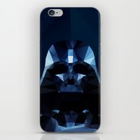darth iPhone & iPod Skins featuring Darth by Ed Burczyk