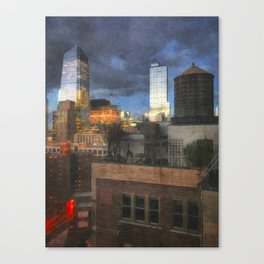 Hudson Yards Canvas Print