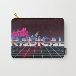Totally Radical! Carry-All Pouch