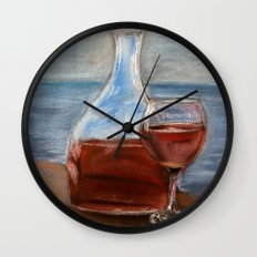 Elegance with ambiance Wall Clock