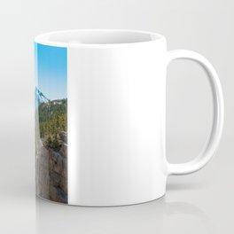 Windswept tree Coffee Mug
