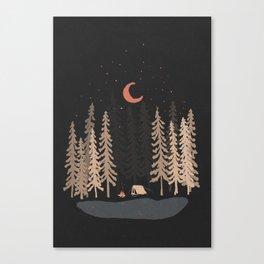 Feeling Small... Canvas Print