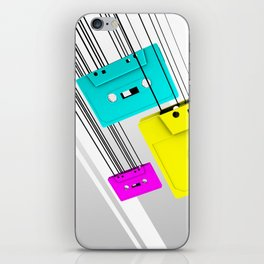 Cassette iPhone Skin