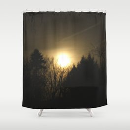 The Perfect Moon Shower Curtain