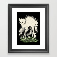 Domesticated Framed Art Print
