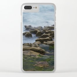 The Tidal Zone Clear iPhone Case