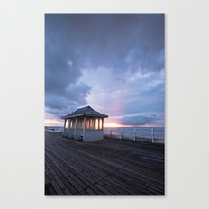 The Viewpoint Canvas Print
