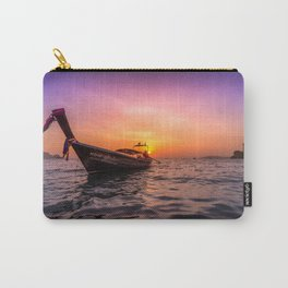 Longtail Sunset Carry-All Pouch