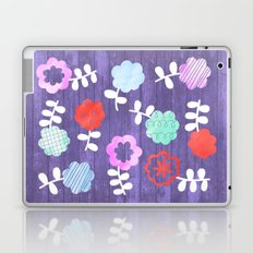 Daisy Dallop Laptop & iPad Skin