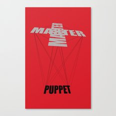 Puppet Master Canvas Print