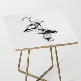 Universe kiss. Side Table