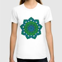 lotus T-shirts featuring Lotus by Angelo Cerantola